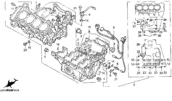 2000 honda cbr 600 f4 engine diagram  honda  auto wiring